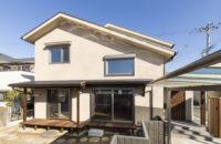 住宅性能と暮らし方を両立した家